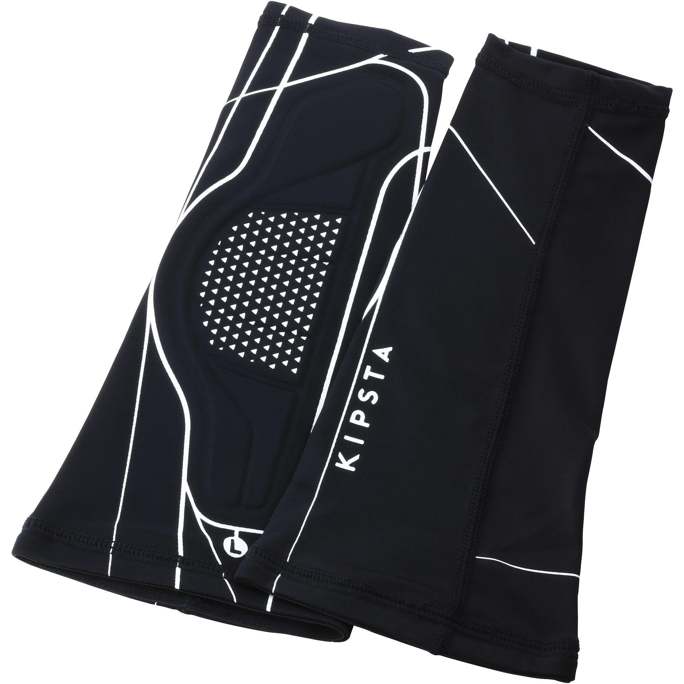 Kipsta Arm sleeves volleybal V100 zwart