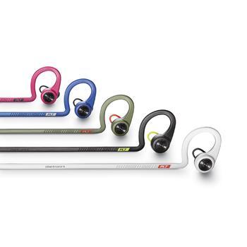 Ecouteurs sports sans fil Backbeat Fit bluetooth gris noir - 1155159
