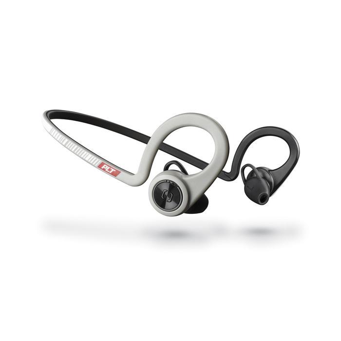 Auriculares deportivos inalámbricos Backbeat Fit bluetooth negro gris