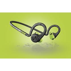 Ecouteurs sports sans fil Backbeat Fit bluetooth noir vert