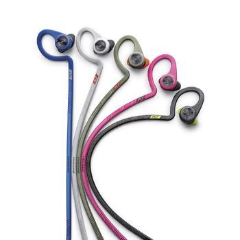 Ecouteurs sports sans fil Backbeat Fit bluetooth gris noir - 1155172