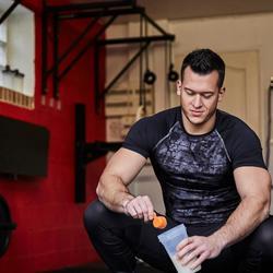 Pre-workout 500 g sinaasappel