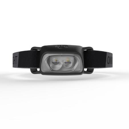 ONNIGHT 100 80 Lumens Battery-Operated Trekking Head Lamp - Black