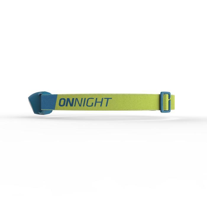 Lampe frontale Trekking ONNIGHT 100 Bleue - 80 lumens