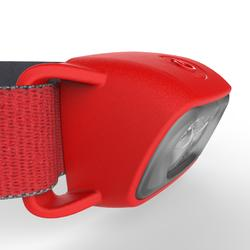 Onnight 100 - 80 Lumens Trekking Headlamp - Red