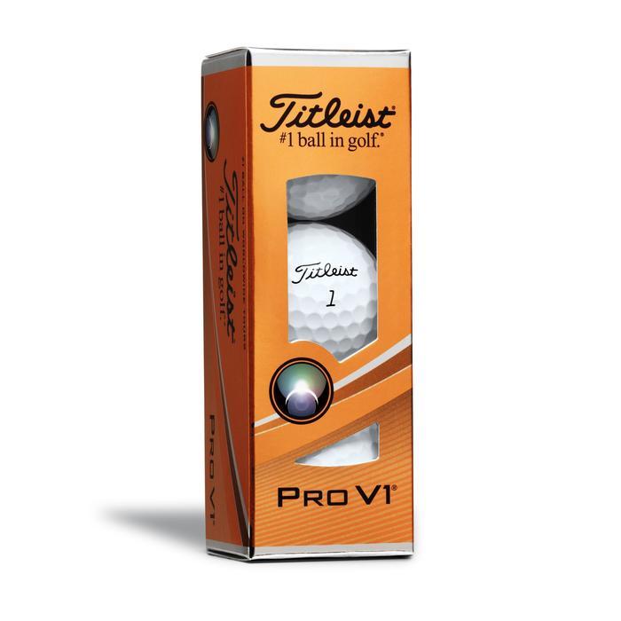 Golfballen Pro V1 x12 wit