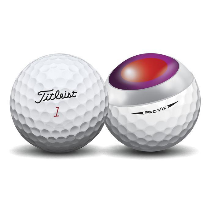 Golfballen Pro V1X x12 wit