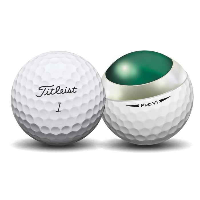 Balle de golf PRO V1 X12 Blanc
