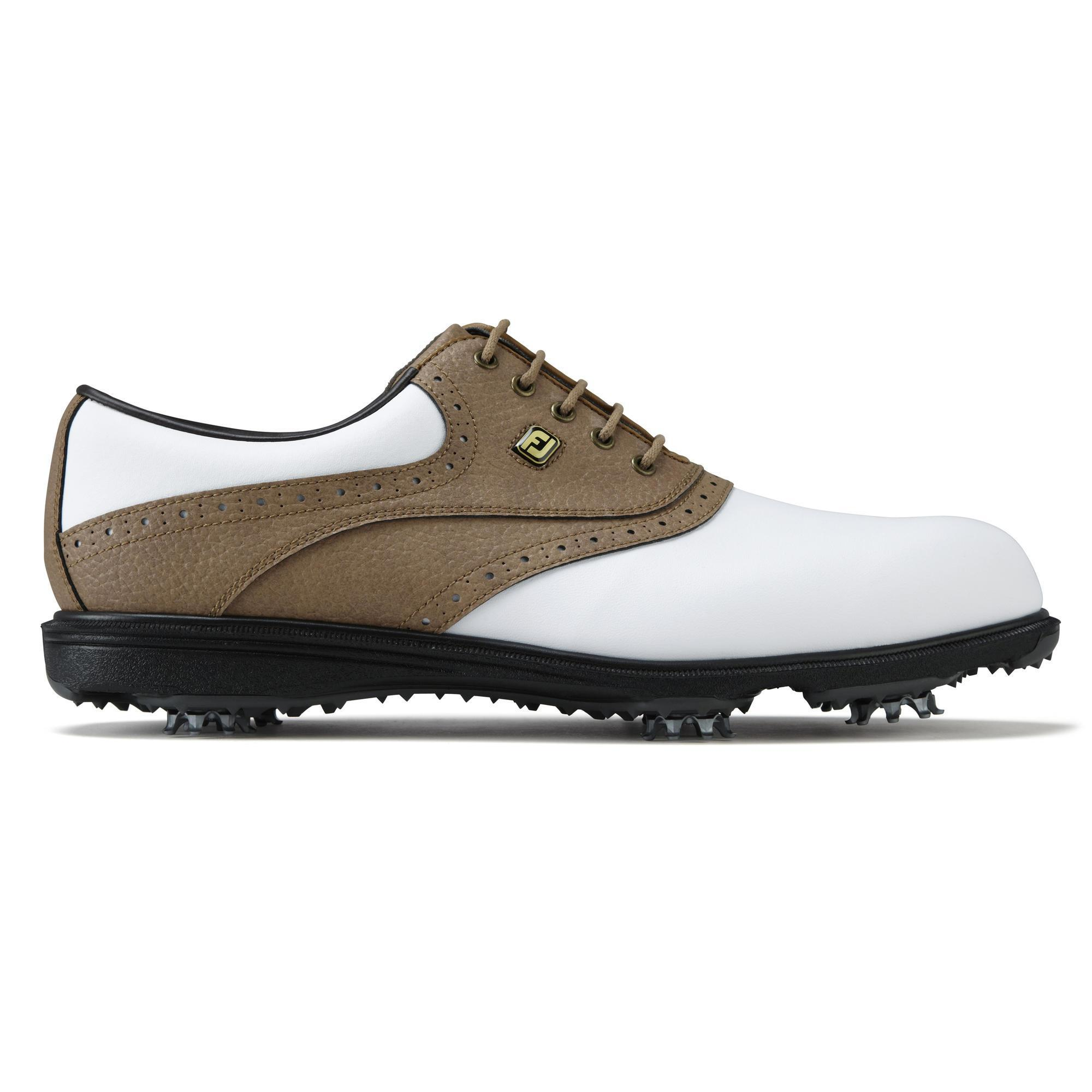 Brown Chaussures Footjoy Pour Les Hommes rfrWK