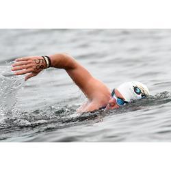 Combinaison de natation sans manche néoprène OWS 500 2,5/2mm homme eau tempérée