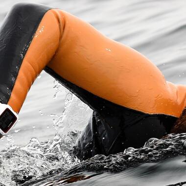 Ademen en je weg vinden in open water
