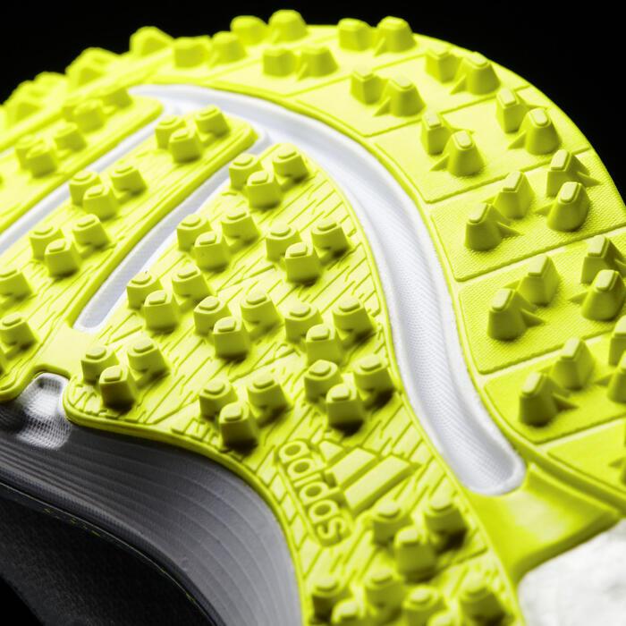 Golfschoenen Adipower Boost voor heren grijs