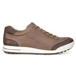 Golfschoenen Ecco voor heren bruin