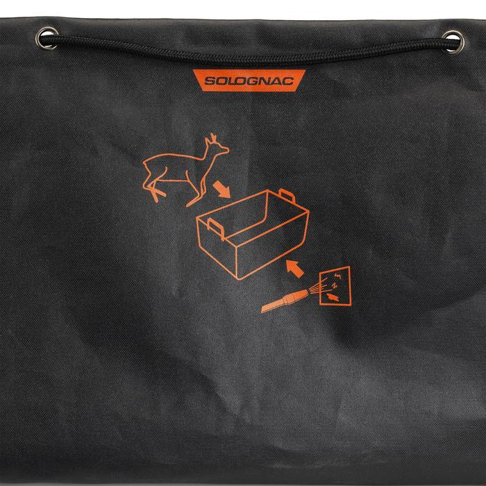 Saco Transporta Caza Solognac Flexible Estanco Compacto Capacidad 100 litros