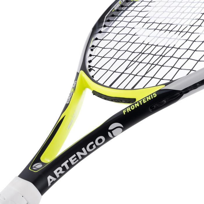 Raqueta Frontenis Artengo FTR 990 Adulto Negro Amarillo