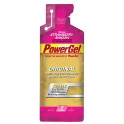 Energiegel Power Gel aardbei/banaan 41g