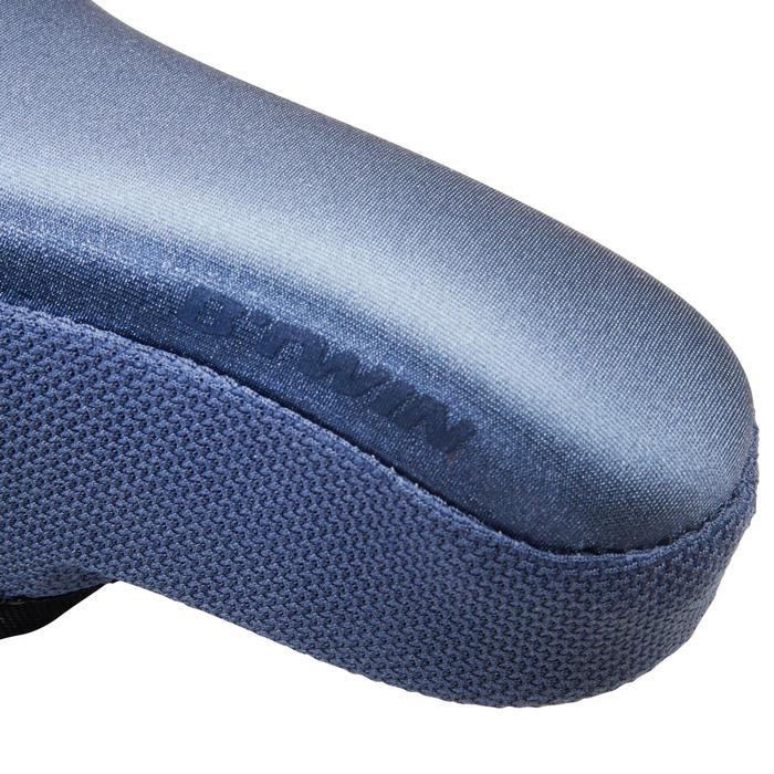Zadelhoes Memory Foam 500 maat L blauw