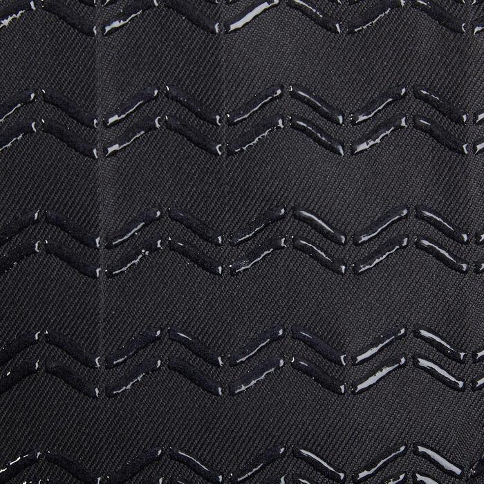 Sattelbezug 500 Memoryfoam Größe L schwarz