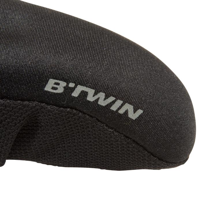 COUVRE SELLE MEMORYFOAM 500 TAILLE M NOIR