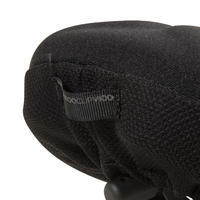 500 Memory Foam Saddle Cover Size M - Black