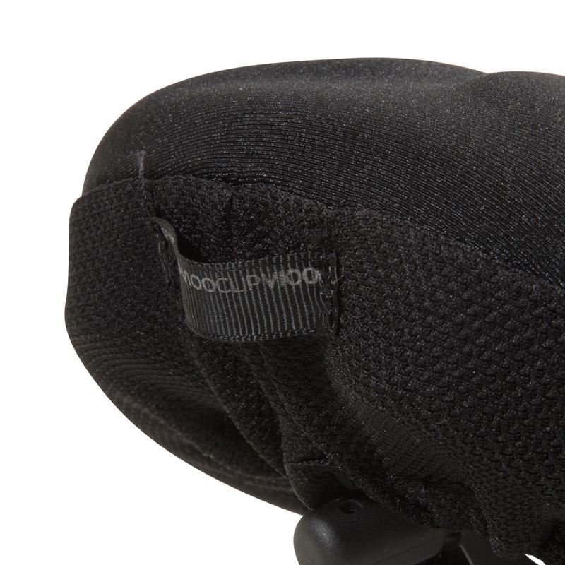 Memory Foam Saddle Cover 500 XL - Black