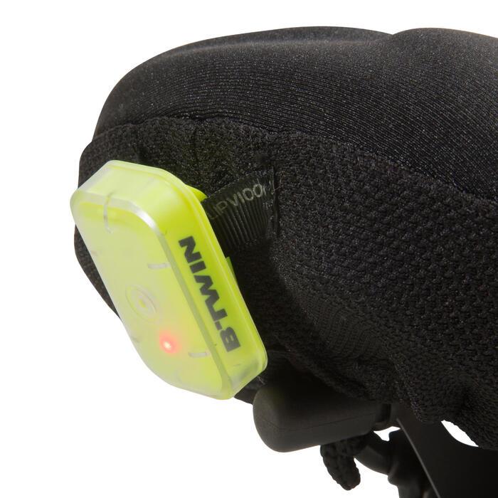 Zadelhoes memory foam 500 XL zwart