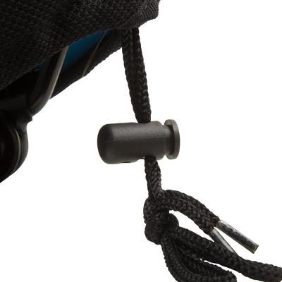 500 Saddle Cover MemoryFoam - Size XL - Black