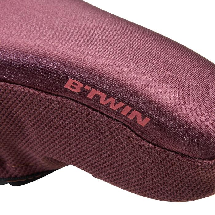 COUVRE SELLE MEMORYFOAM 500 TAILLE L VIOLET