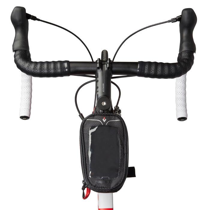 Sacoche smartphone rigide pour cadre vélo - 1156115