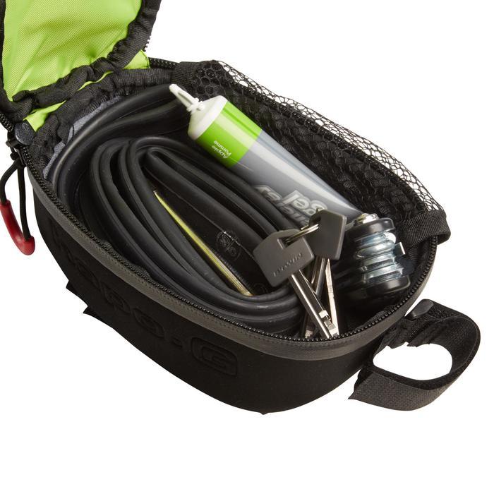Sacoche smartphone rigide pour cadre vélo - 1156117