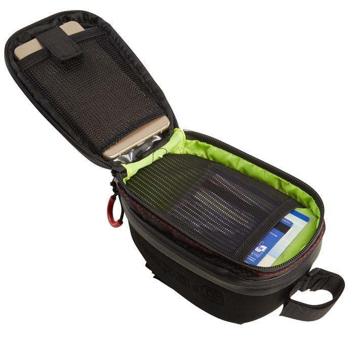 Sacoche smartphone rigide pour cadre vélo - 1156119