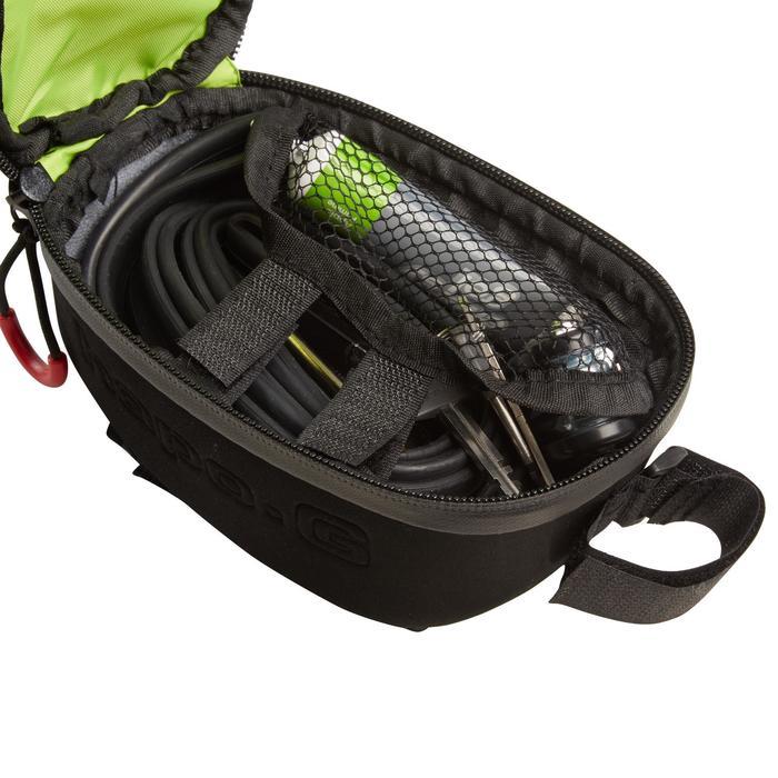 Sacoche smartphone rigide pour cadre vélo - 1156120