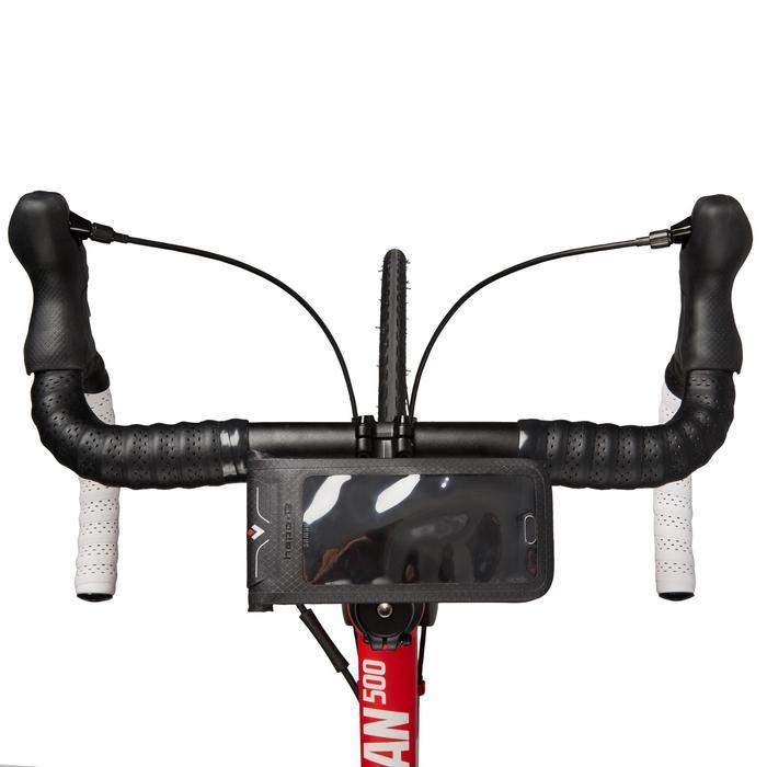 Waterdichte smartphonehouder voor fiets