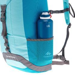 Wanderrucksack Naturwandern NH100 30 Liter hellblau