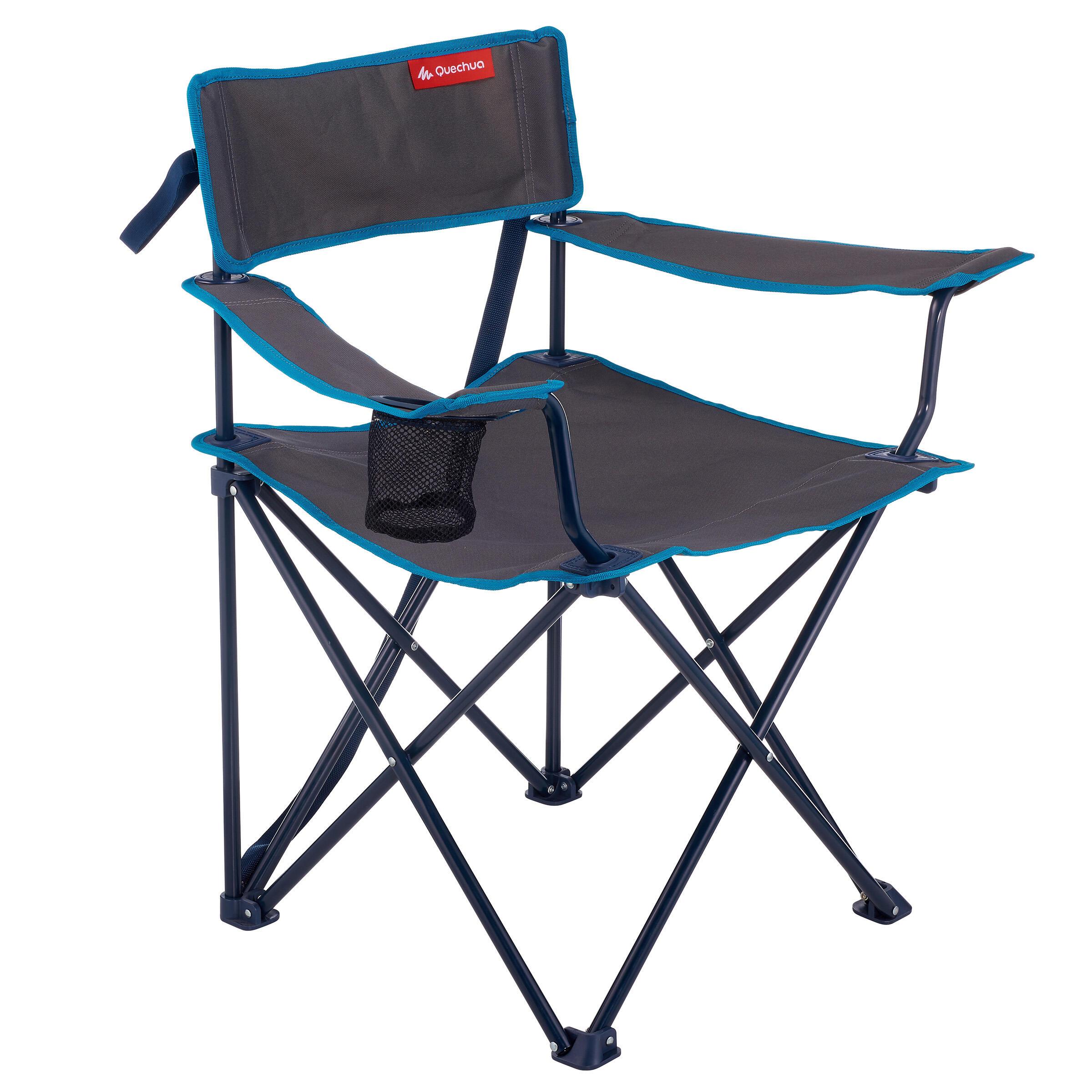 Quechua Vouwstoel voor camping / bivak
