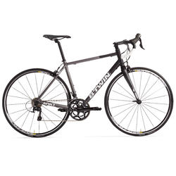 Triban 540 Cycle Touring Road Bike - Grey/Black
