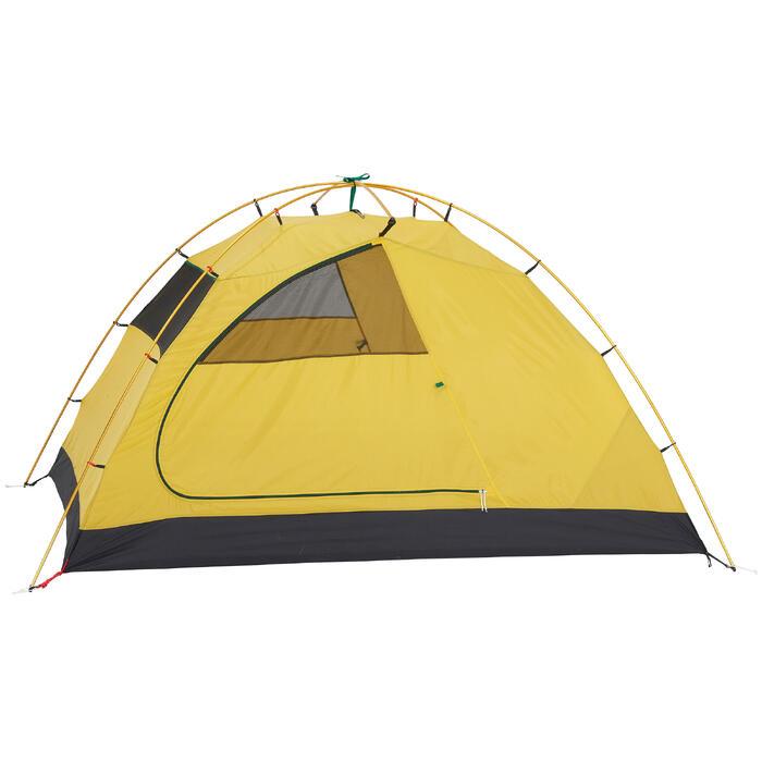 Tente de trek Quick Hiker 2 personnes verte - 1156322