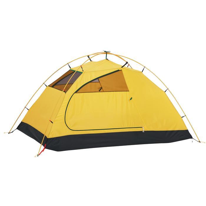 Tente de trek Quick Hiker 2 personnes verte - 1156328