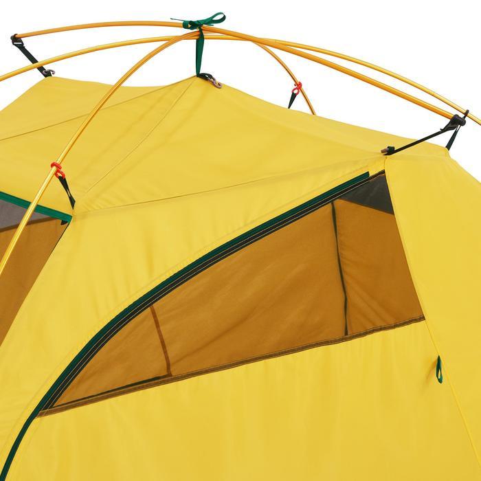 Tente de trek Quick Hiker 2 personnes verte - 1156333