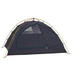 quechua tente de trek quick hiker 3 personnes fresh black decathlon. Black Bedroom Furniture Sets. Home Design Ideas