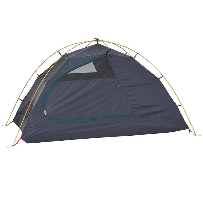 Slaapcompartiment voor Quechua-tent Quickhiker 2P F&B