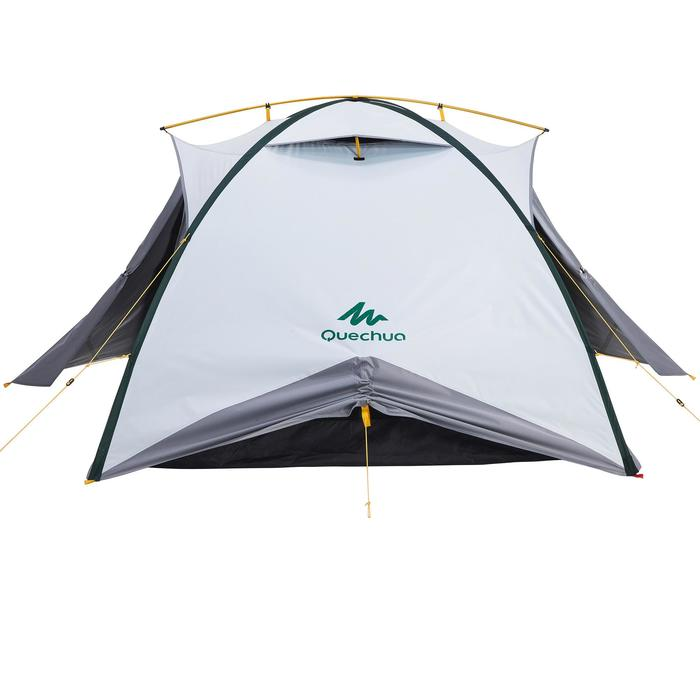 Tente de trek Quick Hiker 3 personnes Fresh & Black