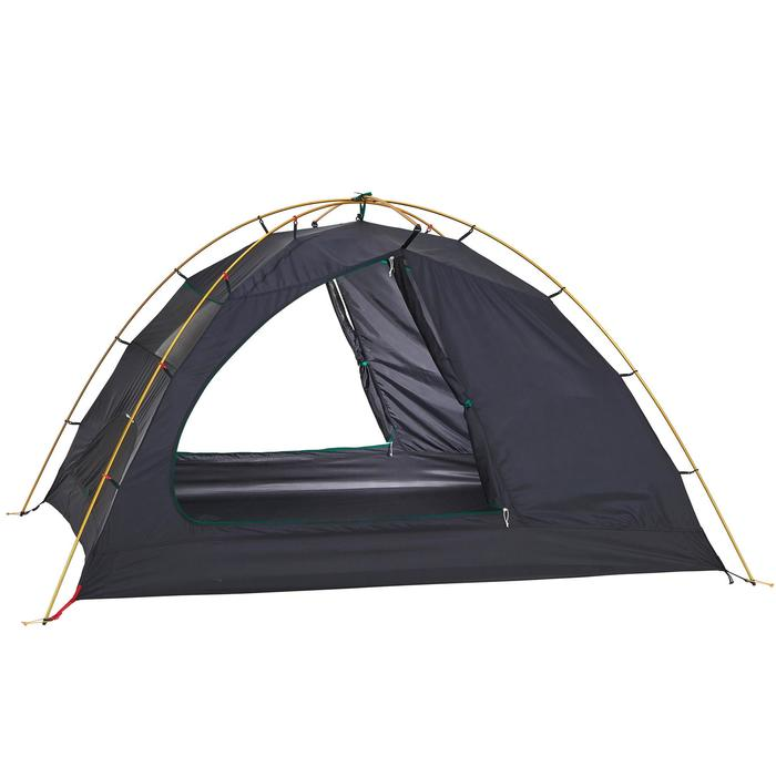 Slaapcompartiment voor Quechua-tent Quickhiker 3P F&B