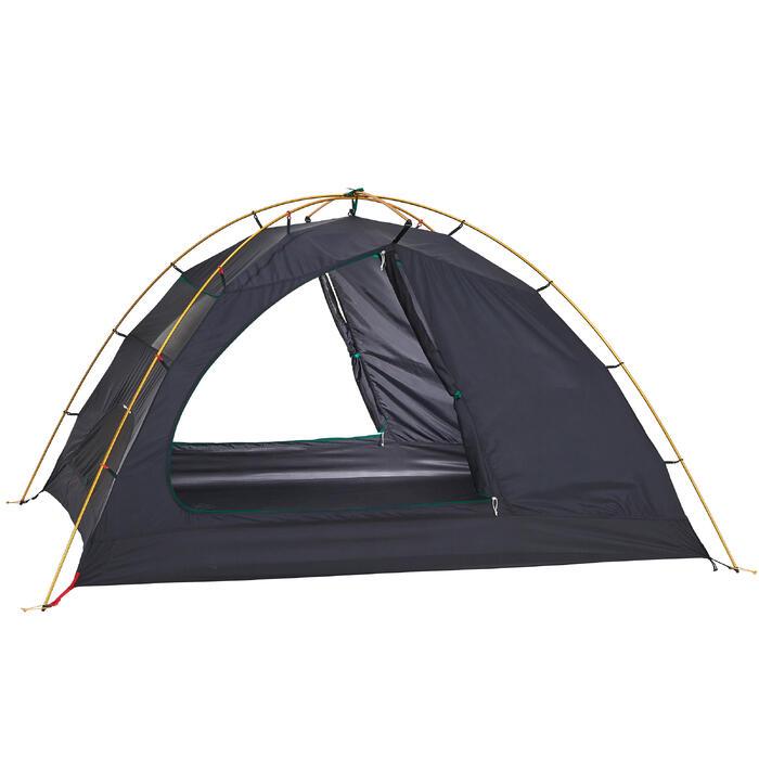 Tente de trek Quick Hiker 3 personnes Fresh & Black - 1156418
