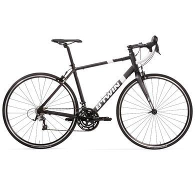 Triban 500 Road Bike - Black/White