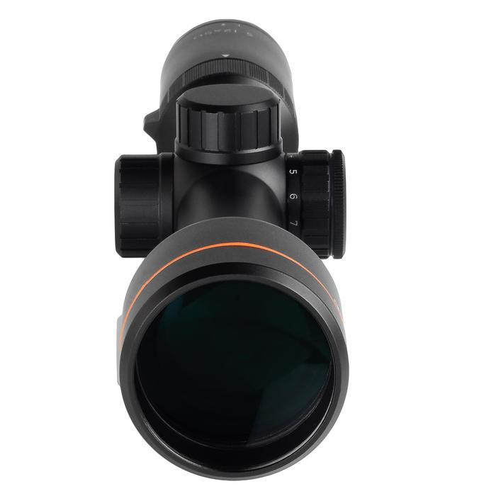 Lunette de visée carabine 3-12x50