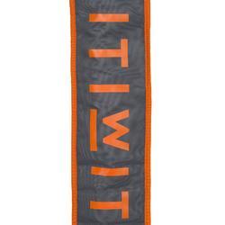 Schutzhülle SUP-Paddel Stand Up Paddle verstellbar grau/orange
