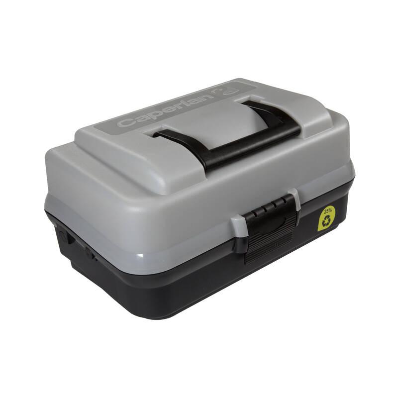 KRABIČKY A BOXY Rybolov - BOX DVOUPATROVÝ CAPERLAN - Rybářské vybavení