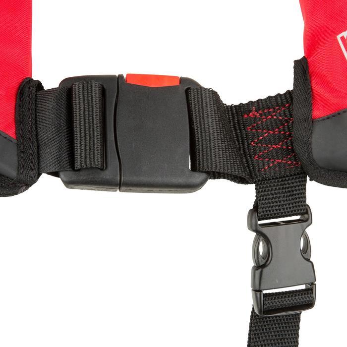 Chaleco salvavidas autoinflable niño PILOT 100 N rojo