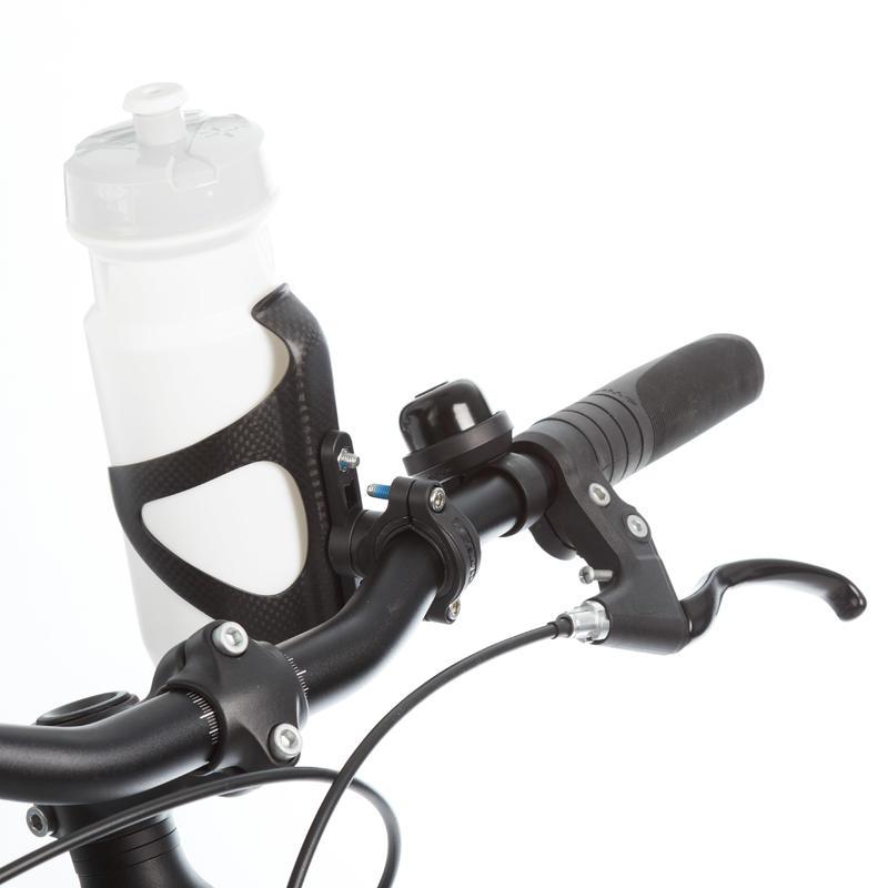 Bottle Cage Handlebar Stem or Seat Post Adaptor